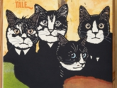 Cut Cat Beatles